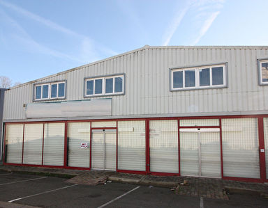 Local commercial Hardricourt 193 m2